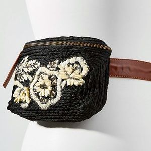 Anthropologie Jules Convertible Belt Bag